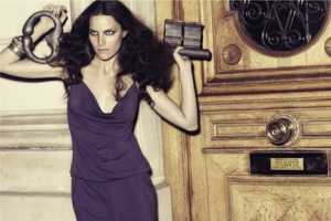 The Sisley Spring Summer 2010 Campaign is Distinguished