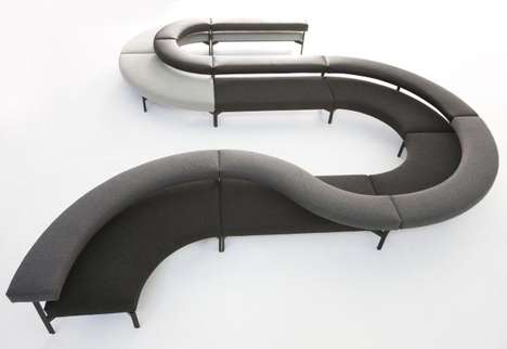 Slithering Snake Seating