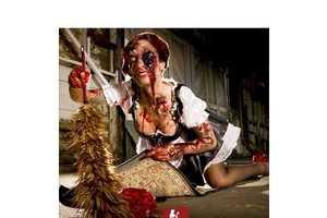 Innovative Horror Movie Publicity Inspirations