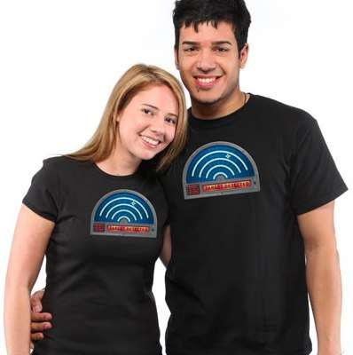 Nerd Sensing Tees - Think Geek Makes