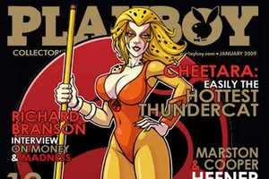 Animated Playboy Features That Didn't Make the Cut