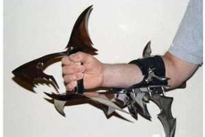 From Fishy Weaponry to Sharky Male Extensions
