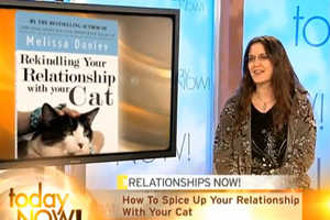 Melissa Donley Dishes Relationship Advice for You and Your Cat
