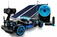 Hydrogen Powered Toys