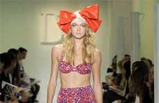 Tropical Two-Pieces - Diane Von Furstenberg Resort Wear 2010 is Colorful