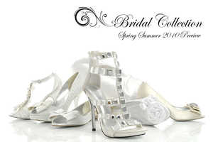 The Faith Spring and Summer 2010 Bridal Collection