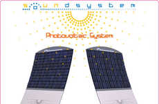 Photovoltaic Sound Systems