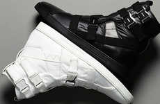 Designer High-Tops