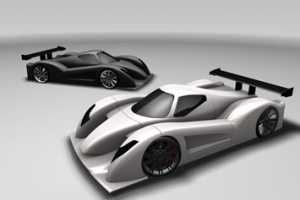 The Student-Designed E-Sphyra Prototype Racing Sportscars