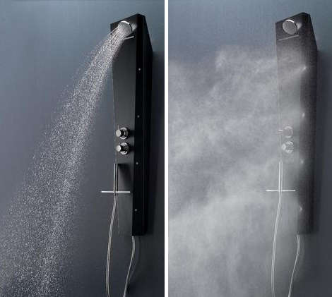 Multifunction Shower Stalks