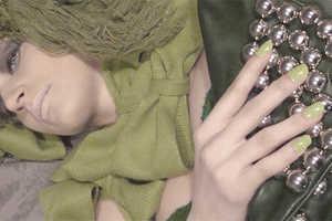 Amorphose Dresses & Accessories Have Simple Embellishments