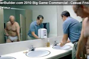 The CareerBuilder Super Bowl Ad Takes on 'Pants to the Ground'