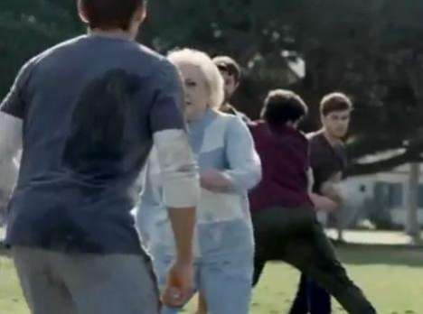 Snickers Super Bowl Commercial