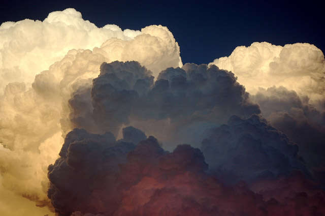 Epic Cloud Formations