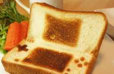 Nintendo DSi Toast Looks Good Enough to Eat, and That's the Problem