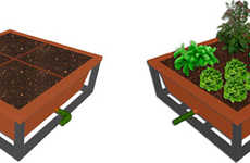 DIY Victory Garden - 'Eleanor's Garden' is the Ultimate Locavore Growing Kit