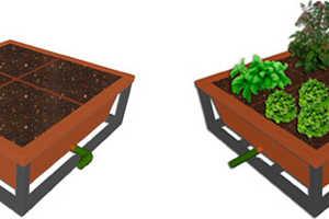 'Eleanor's Garden' is the Ultimate Locavore Growing Kit