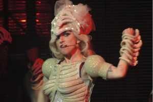 Lady Gaga Auctions Costume for Haiti