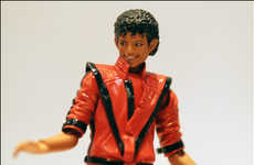 The Michael Jackson &#8216;Thriller' Figurine