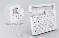 The Mint Calendar Comes in the Form of 41 Puzzle Pieces