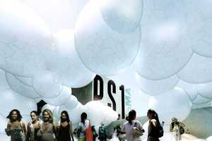 The BIG Architects PS1 Pavilion Concept Sets the Bar for Competition