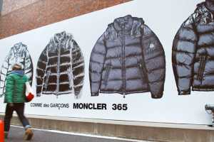 Moncler Launches Moncler 365 With Rei Kawakubo