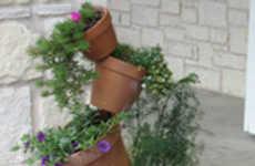 Drunken Plant Pots