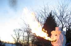 Fire-Breathing Snowmen