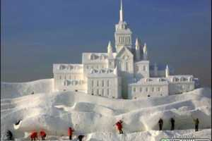 Ice & Snow Masterpieces That Will Blow Your Mind