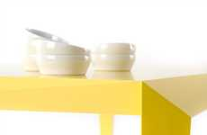 Lively Lemon Tables