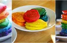 Rainbow Pancakes are Better than Skittles
