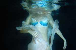 'The Woman Underneath' by Velvet Globe Divers & Marlies Meijlink
