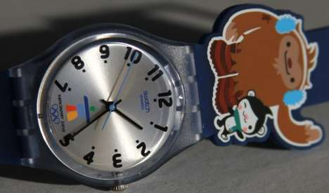 swatch 2010 vancouver olympics watches