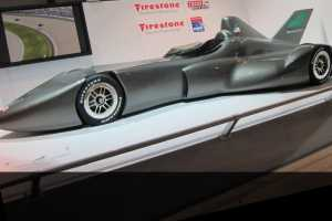 DeltaWing Racing Cars Concept at the Chicago Auto Show