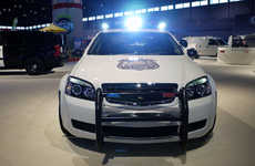 Souped-Up Cop Cars - Chevy Caprice PPV Debuts at Chicago Auto Show