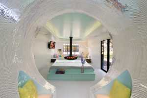 Fitzsimmons Architects Redesign Home of Wayne Coyne of The Flaming Lips
