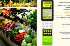 Mobile Phone 'Living Goods' Food Source Tracking Program