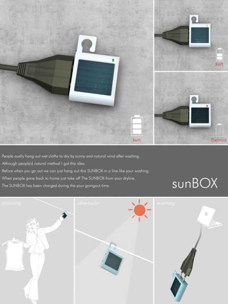 Sunbox is designed by Jinsic Kim