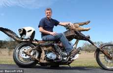 Taxidermy Motorcycles
