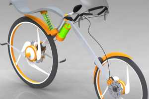 Designer Uses Aesthetics to Promote Eco Transportation