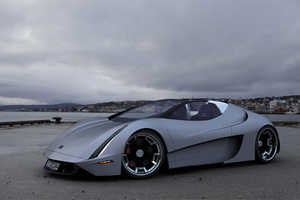 The Emil Badal Eb-48s Concept Car is Fueled by Innovation