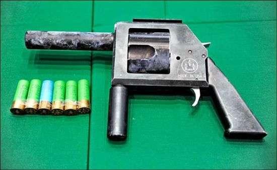 Homemade Handguns