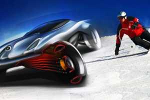 Mercedes Benz Cyborg Sensation Vehicle is a Bit of a Mind-Reader