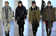 Ragged Nomad Menswear - The Rag & Bone Fall 2010 Collection Covers All the Bases