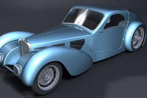 Jean Pauline by Decorides is a Combination Car