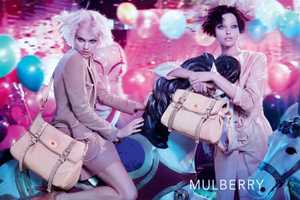 The Mulberry Spring 2010 Campaign is Dizzying