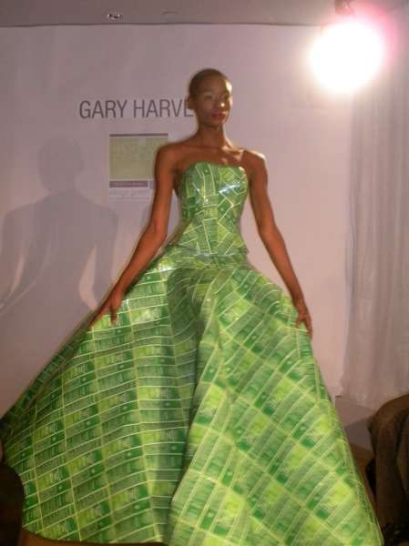 gary harvey new york green fashion week