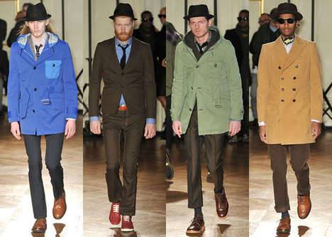 Junya Watanabe Fall 2010 Collection