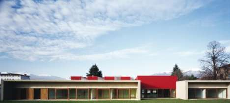 nursery school by C+S Associati