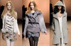 Chic Primitive Fashions - The Thakoon Fall 2010 Collection Will Create Tribal Snow Bunnies